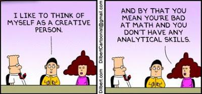 Dilbert-maths